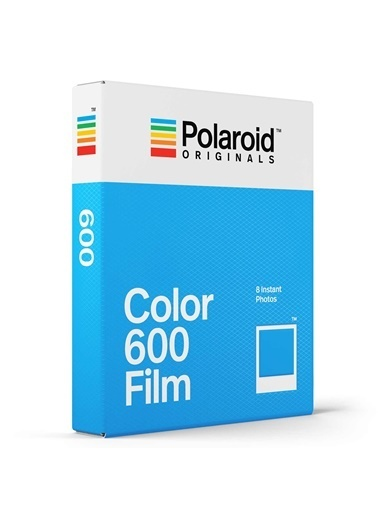 Polaroid Color 600 ve i-Type Uyumlu 8'li Film Renkli